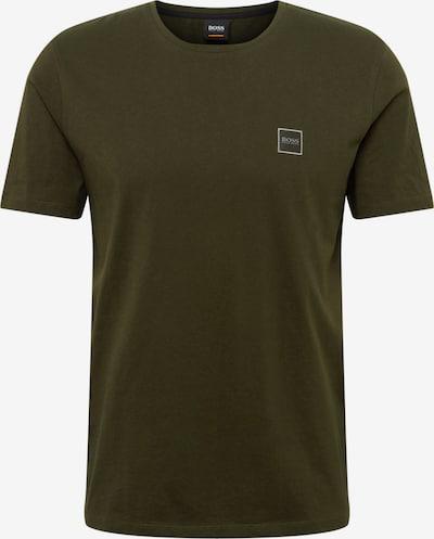 BOSS T-Shirt 'Tales 10208401 01' in dunkelgrün, Produktansicht