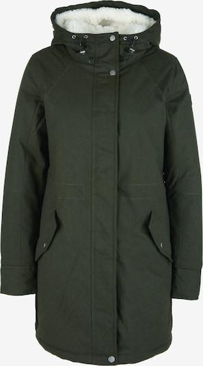 Q/S designed by Parka zimowa w kolorze khakim: Widok z przodu