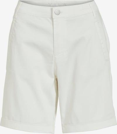 VILA Broek in de kleur Wit, Productweergave