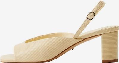 VIOLETA by Mango Sandaletten 'Min sara' in nude, Produktansicht
