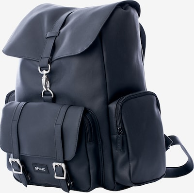SPIRAL Backpack 'CHELSEA' in Black, Item view
