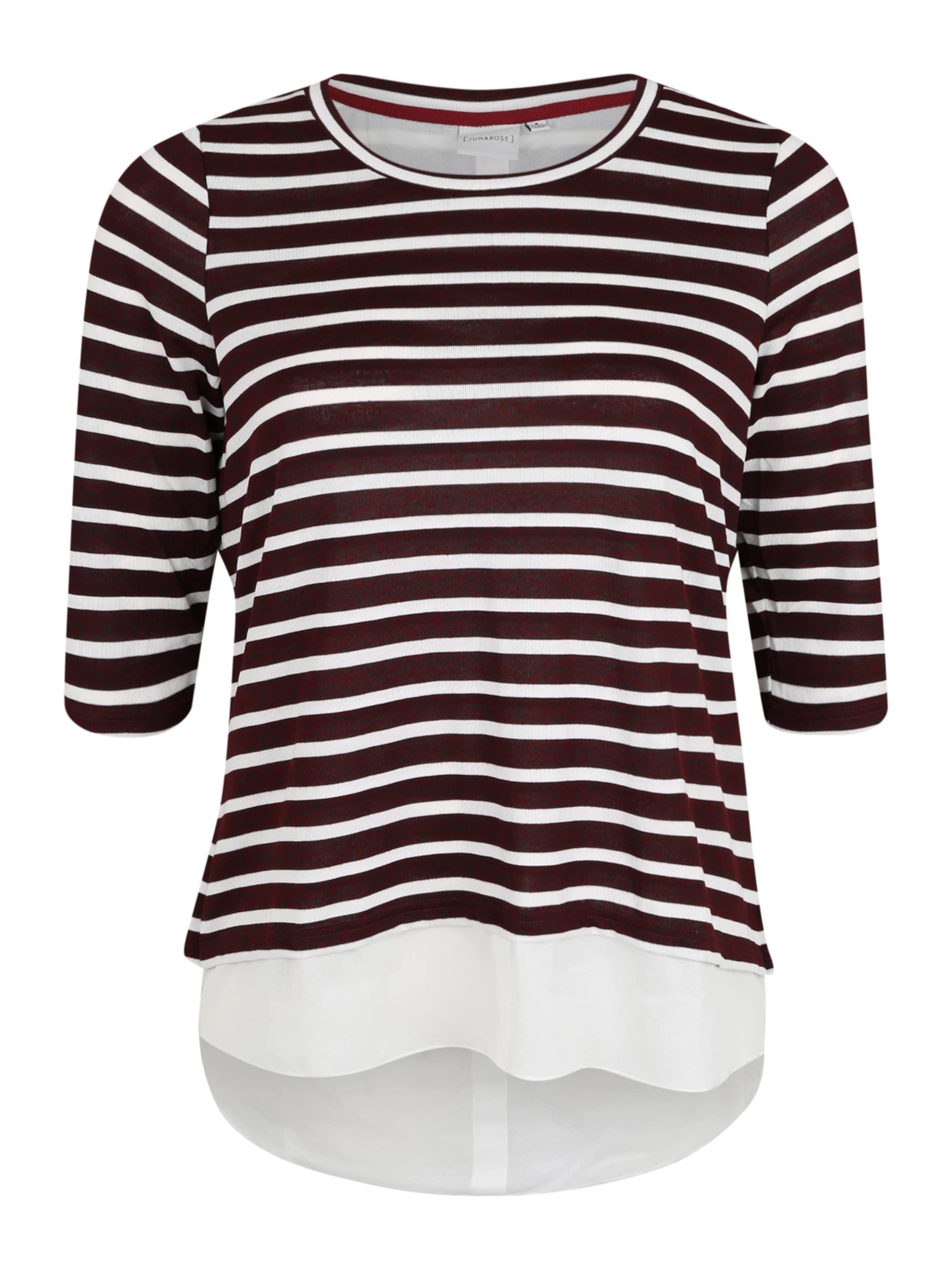 Junarose Sl PulloverS' shirt 3 Knit 'jrjessie 4 En NoirBlanc T K3Tl1JFc