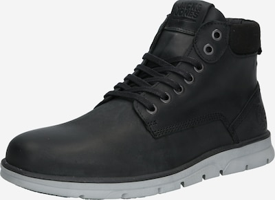 JACK & JONES Stiefel 'JFWTUBAR' in anthrazit, Produktansicht