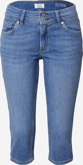 Q/S designed by Jeans 'CATIE' in blue denim, Produktansicht