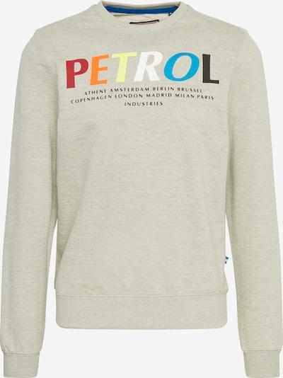 Megztinis be užsegimo iš Petrol Industries , spalva - šviesiai pilka / mišrios spalvos, Prekių apžvalga