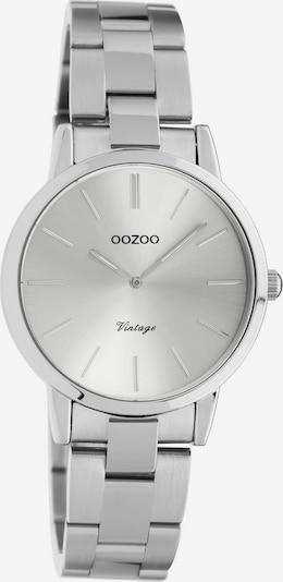 OOZOO Quarzuhr 'C20110' in silber, Produktansicht