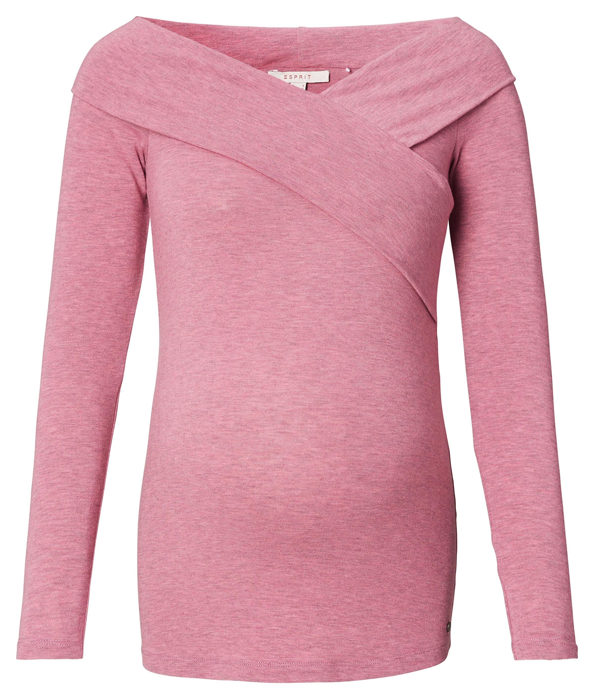 Footlocker Online Esprit Maternity Still-Shirt Mit Kreditkarte Zu Verkaufen Viele Arten Von Online-Verkauf bgrtZD