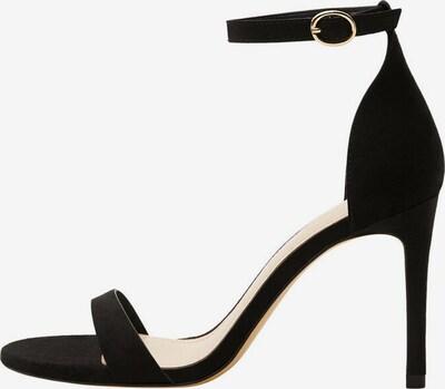 MANGO Sandaletten 'Salva' in schwarz, Produktansicht
