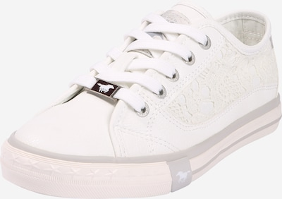 MUSTANG Sneakers low in white, Item view