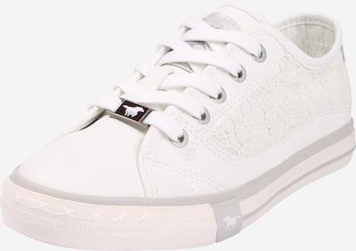 MUSTANG Ниски сникърси в бяло, Преглед на продукта
