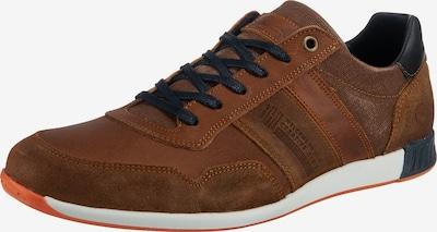 Paul Vesterbro Sneaker in cognac / schwarz, Produktansicht