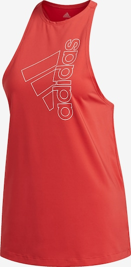 ADIDAS PERFORMANCE Športni top | rdeča barva, Prikaz izdelka