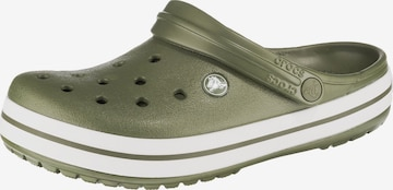 Crocs Clogs 'Crocband' in Grün