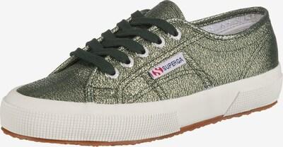 SUPERGA Sneakers in grün, Produktansicht