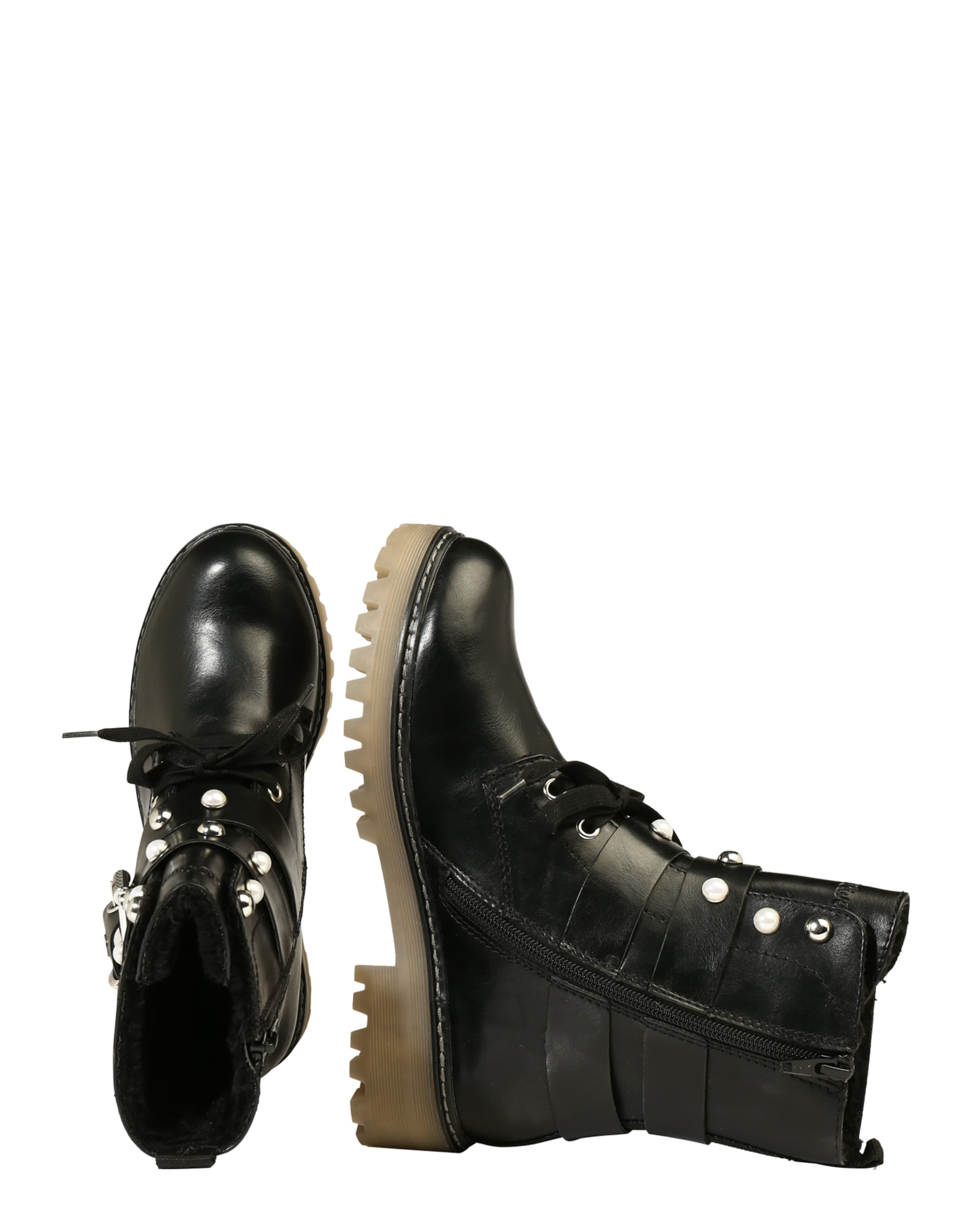 Boots Oliver s mit RED s LABEL Nieten Oliver EqUXwa