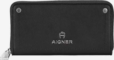 AIGNER Geldbörse 'Ava' 19cm in schwarz, Produktansicht