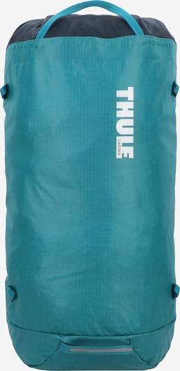 Thule Sportrugzak in de kleur Turquoise / Donkerblauw / Wit, Productweergave