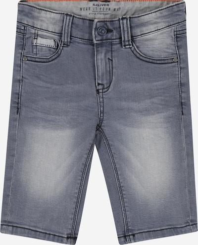 s.Oliver Shorts in taubenblau, Produktansicht