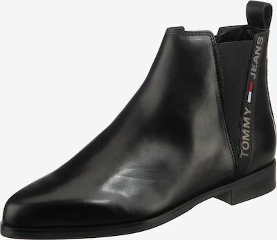 Tommy Jeans Ankelstøvler i sort, Produktvisning