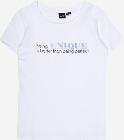 NAME IT T-Shirt 'Namber' en blanc, Vue avec produit