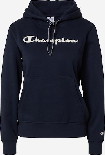 Champion Reverse Weave Sweatshirt in de kleur Donkerblauw / Wit, Productweergave