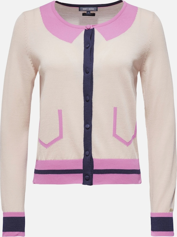 Hilfiger Sweater Enika Trompe Loeil Cardi