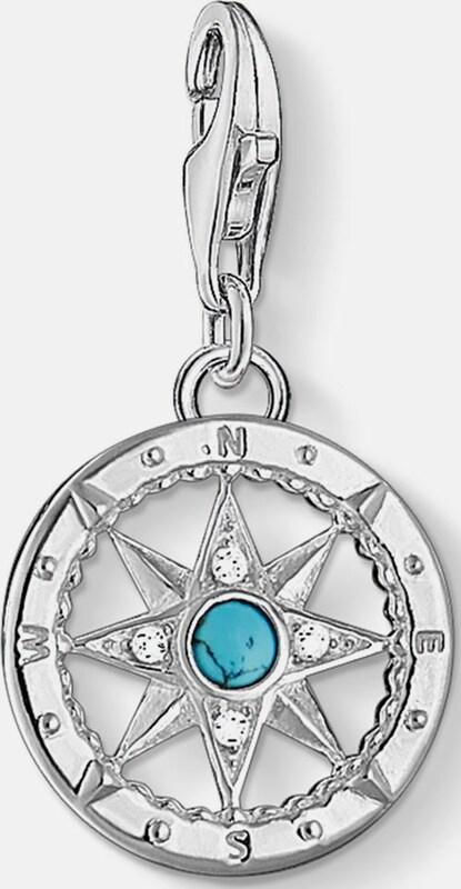 Thomas Sabo Charm-Einhänger 'Kompass, 1228-405-17'