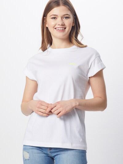 Rich & Royal Shirt 'Boyfriend' in weiß, Modelansicht