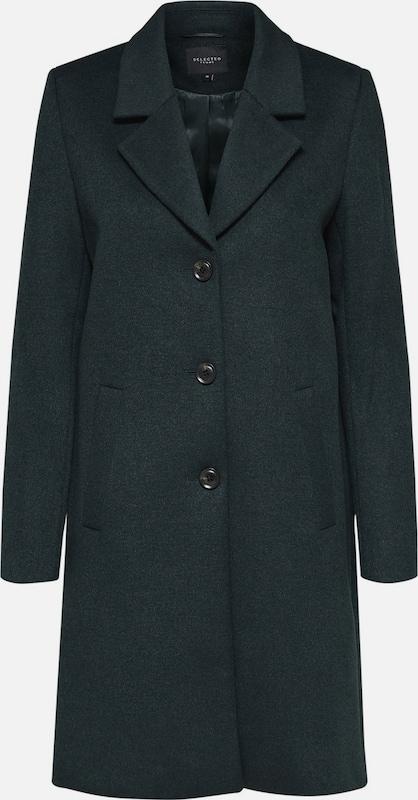 SELECTED FEMME Mantel in nachtblau  Neue Kleidung in dieser Saison