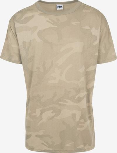 Urban Classics Shirt in sand / hellbeige / dunkelbeige, Produktansicht