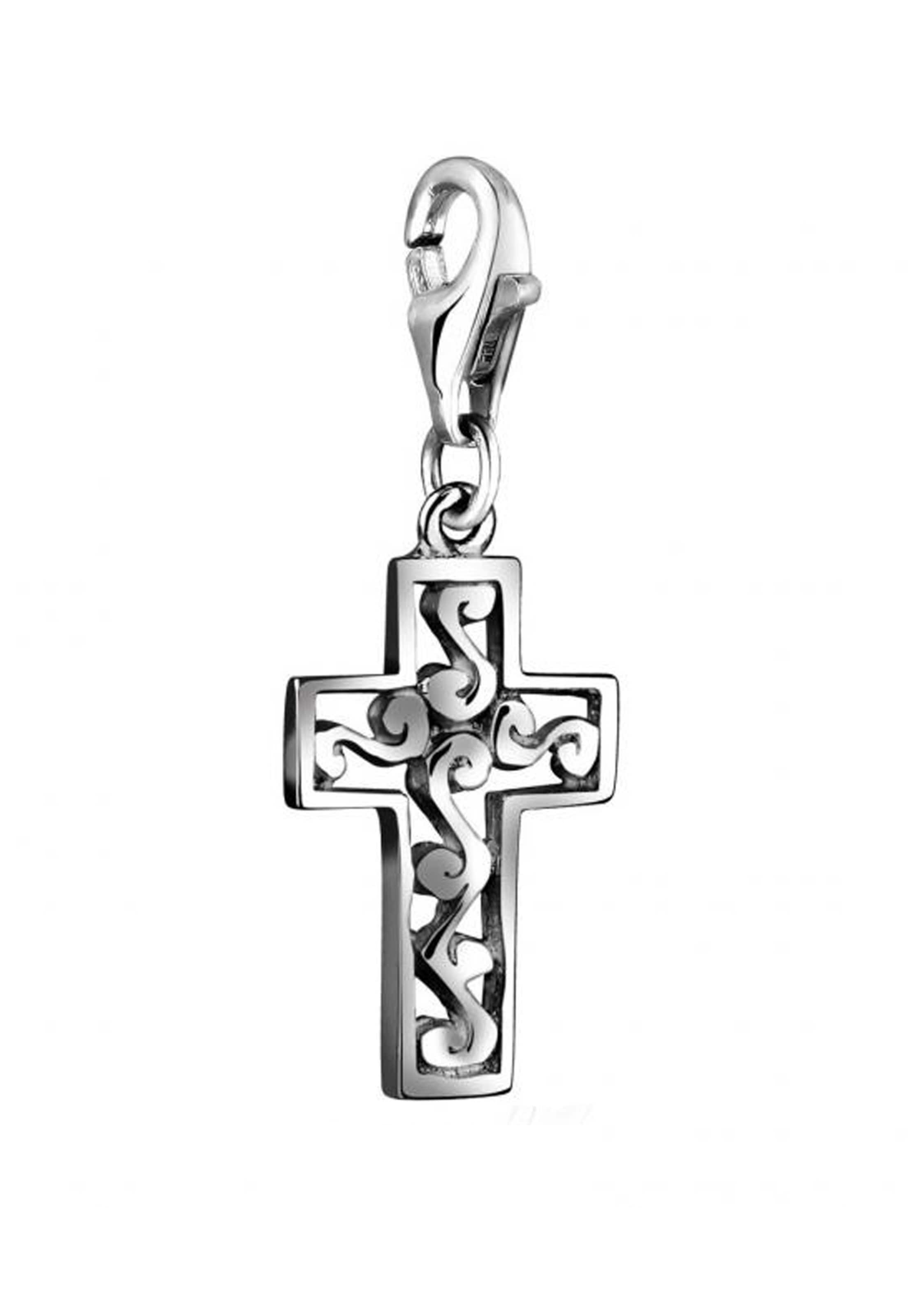Charm 'kreuz' In Silber Nenalina D9I2EHW