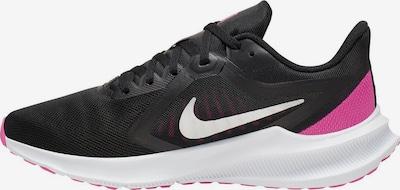 NIKE Laufschuh 'Downshifter 10' in pink / schwarz, Produktansicht