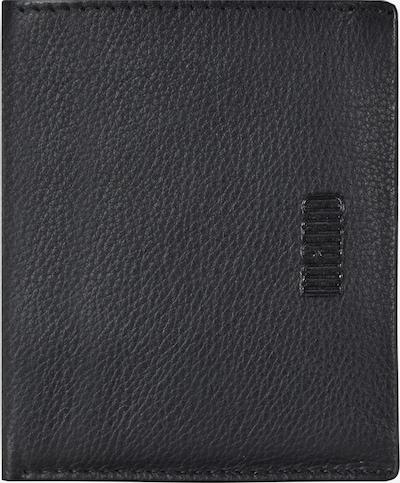 mano Kreditkartenetui in schwarz, Produktansicht