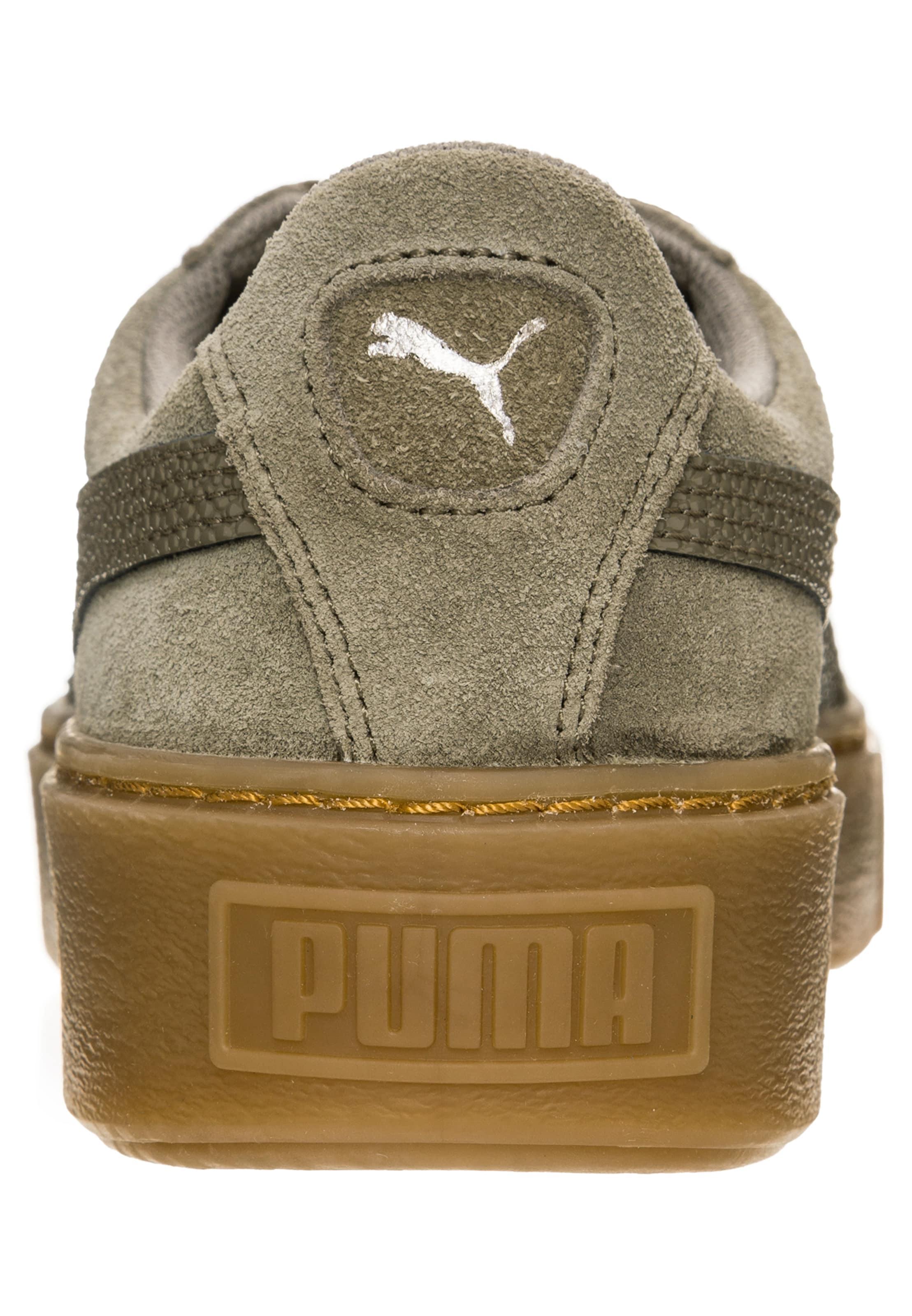 Billige Versorgung Rabatt Wählen Eine Beste PUMA 'Suede Platform Bubble' Sneaker Online-Shopping Zum Verkauf khTv2RAl