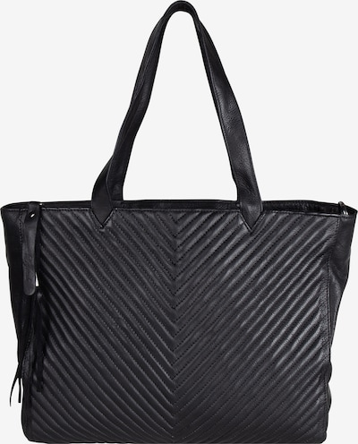 LEGEND Shopper 'Magenta' in de kleur Zwart, Productweergave