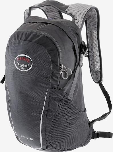 Osprey Daylite Daypack Damen in rot / schwarz / weiß, Produktansicht