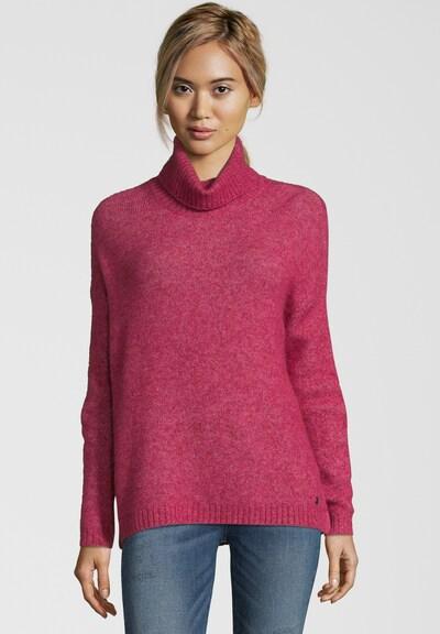 BETTER RICH Rollkragenpullover 'Rollneck Clean' in pink: Frontalansicht