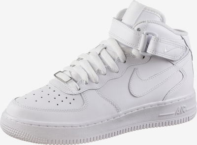Nike Sportswear Sneakers 'Air Force Mid' in de kleur Wit, Productweergave