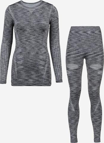 Whistler Athletic Underwear in Black