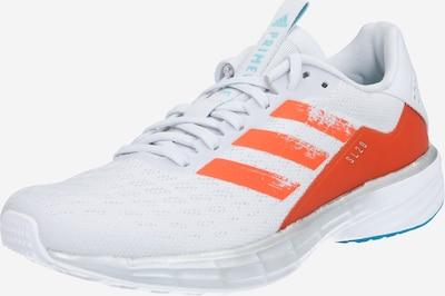 ADIDAS PERFORMANCE Tekaški čevelj 'SL20 W Primeblue' | voda / svetlo siva / oranžna barva, Prikaz izdelka