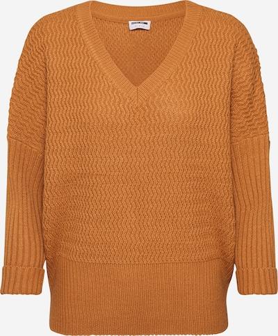 Noisy may Pullover in braun, Produktansicht