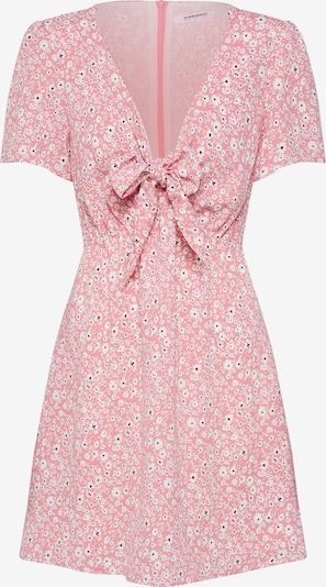 GLAMOROUS Šaty 'KA6343' - ružová / biela, Produkt