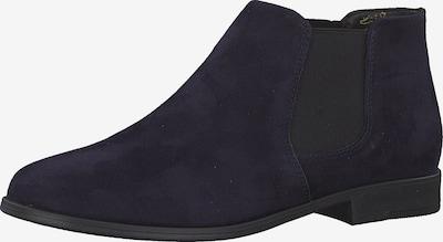 TAMARIS Chelsea boots in de kleur Navy: Vooraanzicht