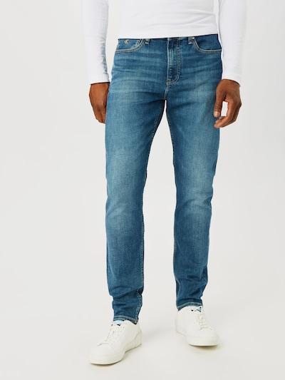 kék farmer Calvin Klein Jeans Farmer: Elölnézet