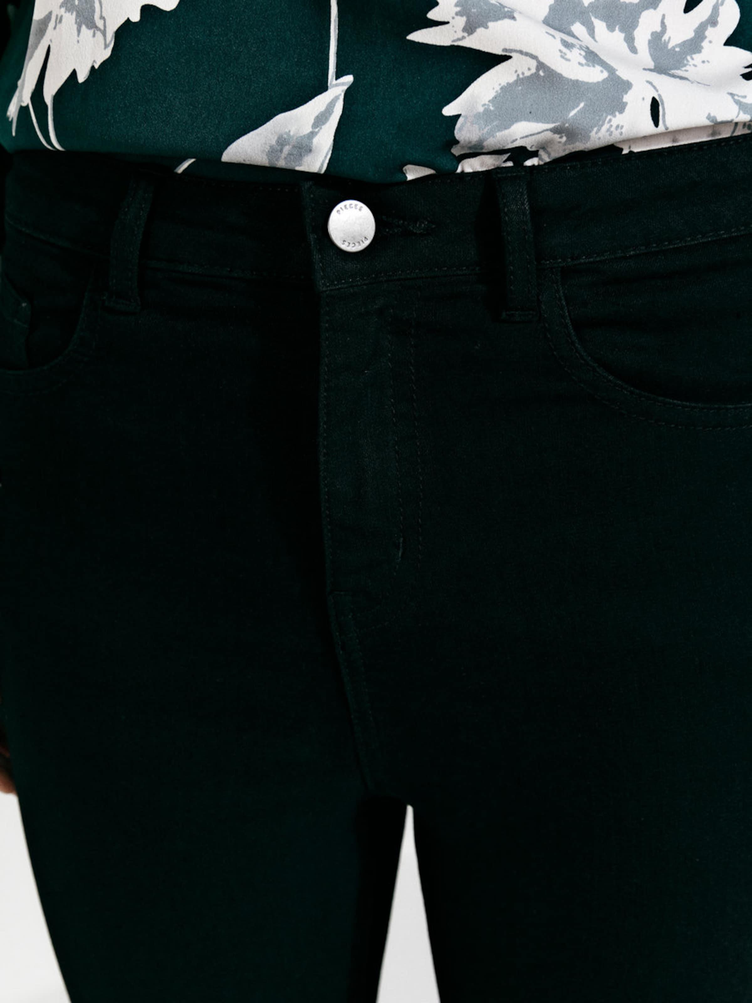 Zwart Jeans In Pieces Pieces Jeans WH2EIYD9