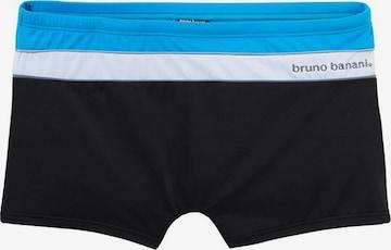 BRUNO BANANI Swim Trunks in Black