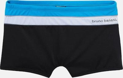 BRUNO BANANI Zwembroek in Blauw / Zwart / Wit
