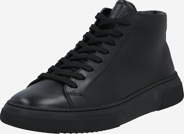 Garment Project Sneaker 'Type Mid' in Schwarz