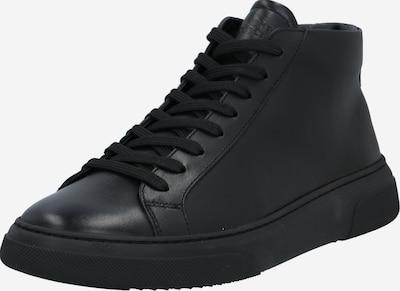 Garment Project Sneaker 'Type Mid' in schwarz, Produktansicht