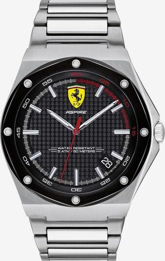 Scuderia Ferrari Uhr 'Speedracer' in rot / schwarz / silber, Produktansicht